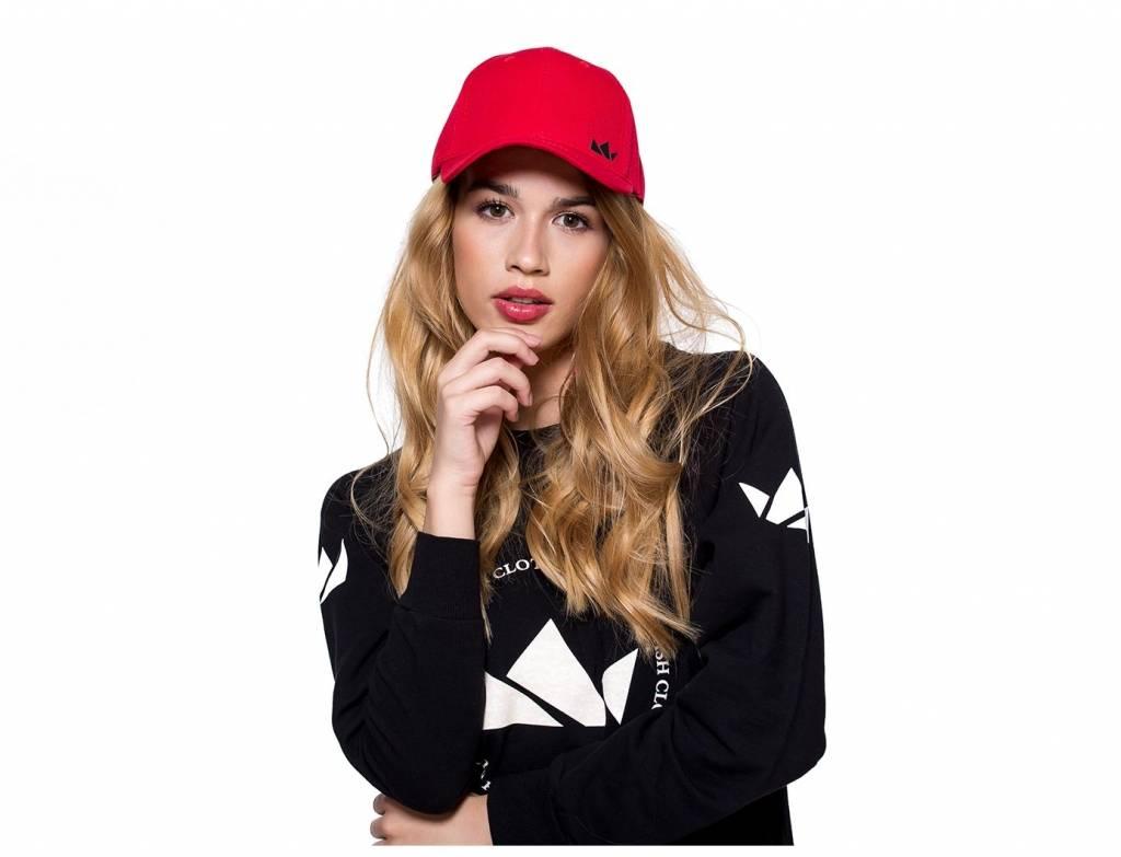 CROWN CAP - RED